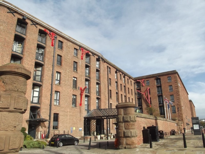Holiday Inn Hotel Liverpool