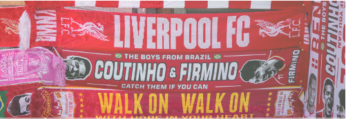 Liverpool supporter